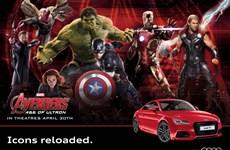 [Video] Dàn sao ''Avengers: Endgame'' quy tụ tại sự kiện của Audi