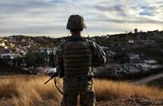 Mỹ sẽ triển khai binh sĩ có vũ trang tới biên giới Mexico