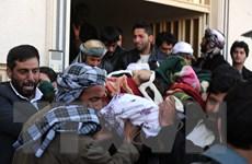 Afghanistan: Số dân thường thương vong do các đợt tấn công tăng cao