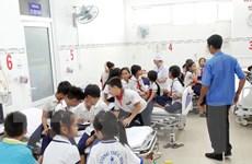 Ninh Thuận: Nhiều học sinh tiểu học nhập viện nghi bị ngộ độc