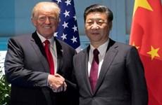 Tổng thống Mỹ: Chủ tịch Trung Quốc sẽ sớm thăm Nhà Trắng