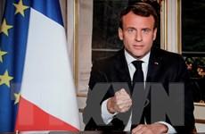 Tổng thống Pháp không đồng ý đòi hỏi gai góc nhất của phe Áo vàng