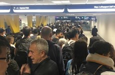 Các sân bay tại Australia ''tê liệt'' do trục trặc hệ thống