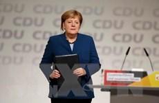 Đức: Liên đảng bảo thủ CDU-CSU khởi động chiến dịch bầu cử chung