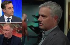 Trước sóng truyền hình, Jose Mourinho ''đá xoáy'' các cựu sao MU