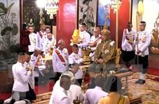 [Photo] Nhà vua Thái Lan Maha Vajiralongkorn chính thức lên ngôi
