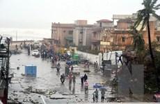 Siêu bão Fani gây thương vong lớn tại Ấn Độ và Bangladesh