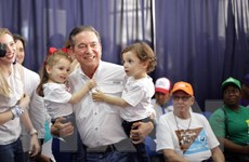 Tổng tuyển cử tại Panama: Ông Laurentino Cortizo đắc cử tổng thống