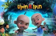 ''Upin & Ipin: The Lone Gibbon Kris'' trình chiếu tại Việt Nam