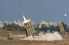 [Video] Cận cảnh hệ thống phòng thủ tên lửa Vòm Sắt của Israel