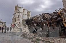 Giao tranh tiếp tục leo thang tại khu vực Tây Bắc Syria