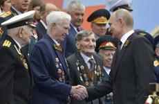 Ông Putin kêu gọi xây dựng hệ thống an ninh bình đẳng với các quốc gia