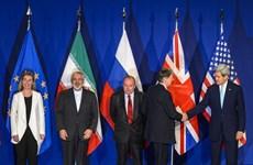 Iran khẳng định muốn củng cố thỏa thuận hạt nhân với P5+1