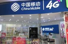 Mỹ ngăn chặn gói thầu cung cấp dịch vụ viễn thông của China Mobile