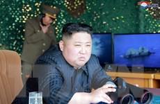 """KCNA: Chủ tịch Kim Jong Un giám sát diễn tập """"tấn công tầm xa"""""""