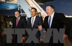 Ngoại trưởng Mỹ về nước sớm để giải quyết tình hình Triều Tiên và Iran