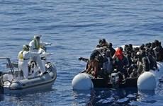 Maroc và Malta giải cứu hơn 200 người di cư trên biển