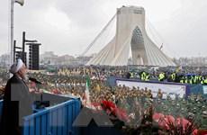 Tổng thống Iran kêu gọi người dân đoàn kết vượt qua sức ép từ Mỹ