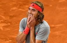 [Video] Stefanos Tsitsipas - ngôi sao mới của làng tennis