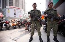 Indonesia bắt giữ nhiều nghi can khủng bố trước khi có kết quả bầu cử