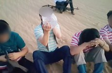 Thông tin về các công dân châu Á bị bắt cóc tại Libya được trả tự do