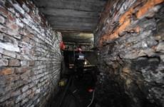 Trung Quốc: Mỏ bị ngập nước khiến hàng chục người mắc kẹt
