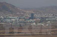 Hàn Quốc cho phép thăm khu công nghiệp chung với Triều Tiên