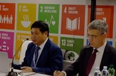 Việt Nam cam kết là nhân tố tích cực trong hợp tác phát triển quốc tế