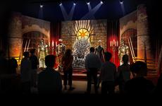 [Video] Ấn tượng với bảo tàng ''Game of Thrones'' ở Nga
