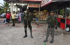 Sri Lanka nghi loạt vụ tấn công có sự dính líu từ nước ngoài
