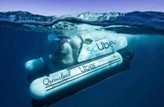 """Australia """"bắt tay"""" Uber tổ chức hoạt động du lịch bằng tàu ngầm"""