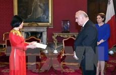 Việt Nam coi trọng thúc đẩy quan hệ và hợp tác với Malta