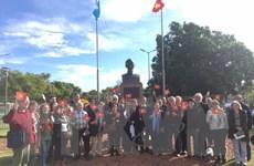 Argentina vinh danh Chủ tịch Hồ Chí Minh nhân 129 năm ngày sinh Người