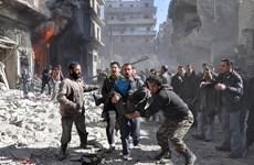 Liên quân Mỹ công bố số người Syria, Iraq thiệt mạng do không kích