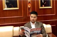 Báo chí quốc tế đánh giá cao tỷ phú gốc Việt Mai Vũ Minh