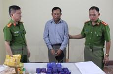 Sơn La: Bắt đối tượng mang 29.600 viên ma túy tổng hợp đi tiêu thụ