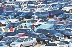 Doanh số bán ôtô ở Trung Quốc giảm 11 tháng liên tiếp