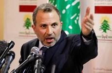 Liban không tham dự diễn đàn về Trung Đông của Mỹ ở Bahrain