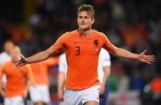 PSG vẫn chưa mua được Matthijs de Ligt, MU sống lại hy vọng