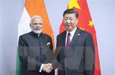 Lãnh đạo Ấn Độ-Trung Quốc hội đàm bên lề SCO tại Kyrgyzstan