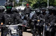 Indonesia bắt giữ 34 nghi phạm khủng bố tại tỉnh Trung Kalimantan
