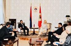 Tập đoàn Sapa Thale thúc đẩy thương mại giữa Việt Nam và châu Âu