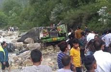 Tai nạn giao thông tại miền Bắc Ấn Độ, 55 người thương vong