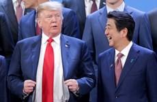 Tổng thống Mỹ phàn nàn về thâm hụt thương mại trước thềm hội nghị G20