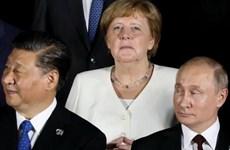 Thủ tướng Đức phủ nhận những tin đồn về sức khỏe gặp vấn đề