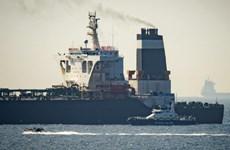 Iran triệu Đại sứ Anh liên quan vụ bắt giữ tàu chở dầu ở Gibraltar