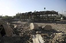 Đụng độ giữa quân Afghanistan và Taliban khiến nhiều người thương vong