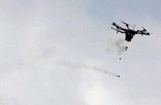 Israel bắn hạ thiết bị bay không người lái từ Dải Gaza