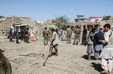Taliban tấn công trạm an ninh của Afghanistan, 13 cảnh sát thiệt mạng
