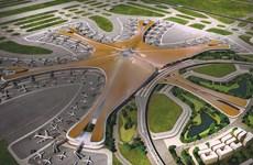 """[Video] Cận cảnh """"siêu sân bay"""" Đại Hưng sắp khánh thành ở Bắc Kinh"""
